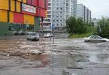 Стихия разбушевалась — Архангельск превратился в северную Венецию