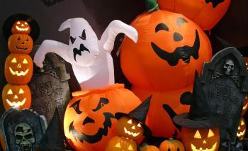 Что ты знаешь о Хеллоуин?