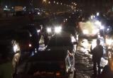 Архангельские автомобилисты создали самую большую елку из автомобилей (ВИДЕО)