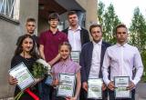 Семь юных спортсменов получили именные сертификаты на стипендии от группы «ИЛИМ»
