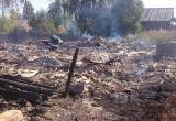 В Верхнетоемском районе заживо сгорел пенсионер (ФОТО)