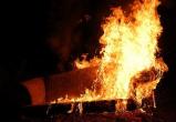 Два алкоголика едва не сгорели заживо в квартире на Дыбцына (ФОТО)