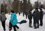 """Смертельная """"Масленица"""": 45-летний россиянин победил в конкурсе поедания блинов и умер на месте своего триумфа"""