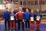 Котлашане завоевали две золотые медали на соревнованиях по универсальному бою
