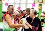 В Коряжме впервые прошли соревнования ветеранских команд в формате «Веселых стартов»