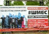 В массовых акциях протеста приняли участие тысячи жителей юга Архангельской области