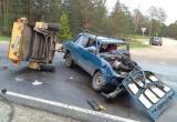 Три человека пострадали в ДТП в Котласском районе