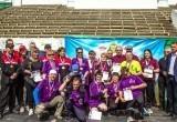 В Коряжме состоялись Областные Летние спортивные игры для людей с ограничениями здоровья