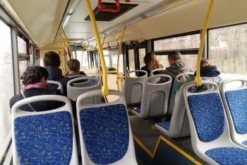 Льготникам Коряжмы напомнили о разовых бесплатных талонах на общественный транспорт